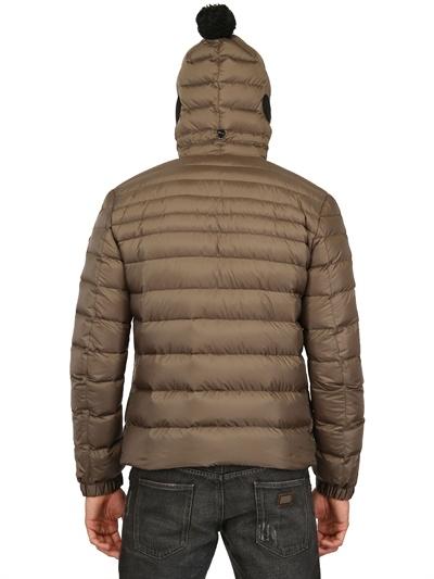 Куртка, защищающая лицо