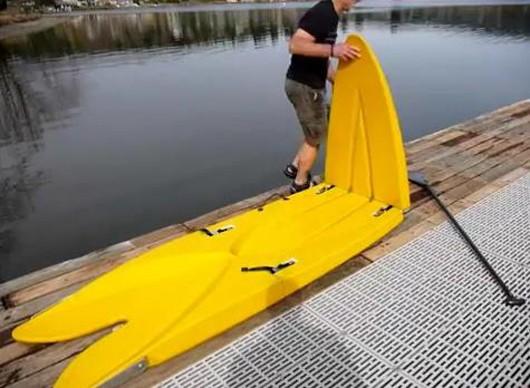 доска для лодок