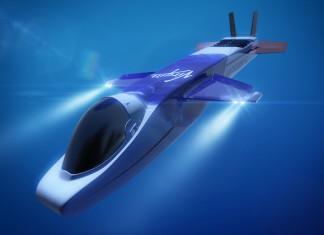 Субмарина Virgin Oceanic_submarine Virgin Oceanic