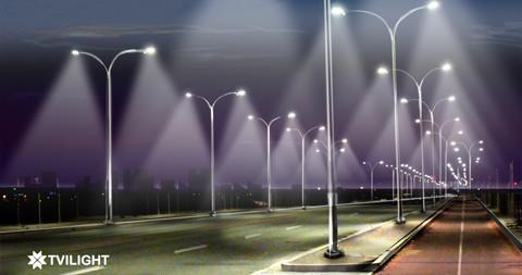 умные фонари
