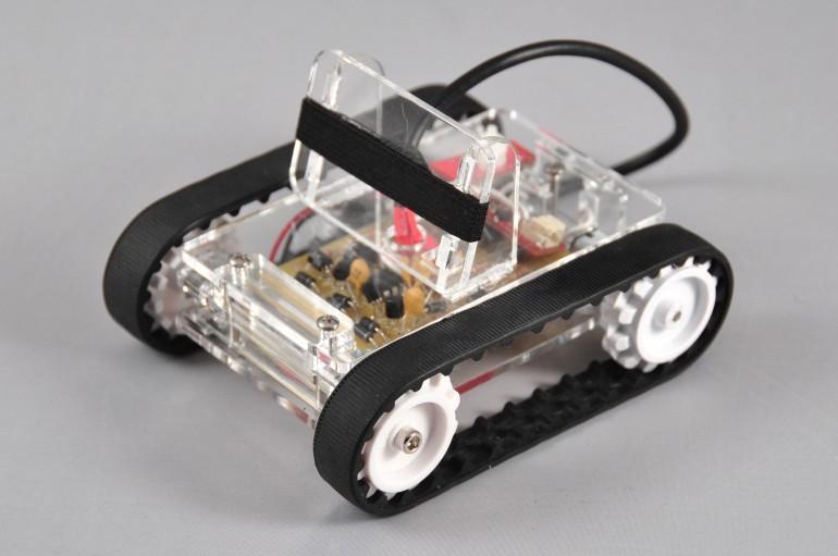 Сделать робота из телефона своими руками
