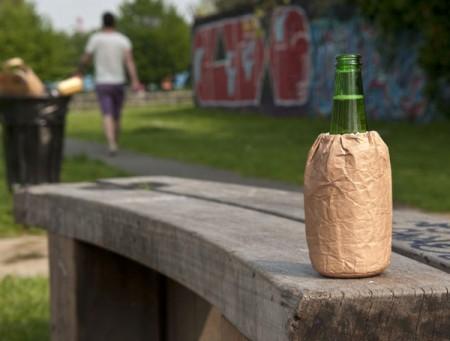 охлаждение бутылки