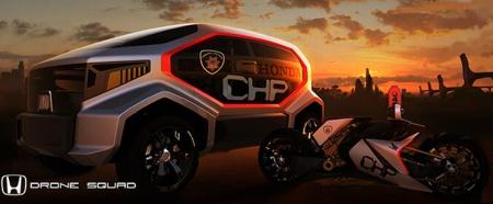 Honda CHP Concept small 2