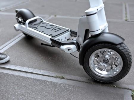 скутер-самокат