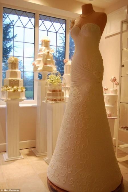 красивые свадебные торты