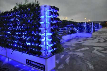 искусственное освещение улиц