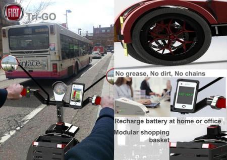 Tri-GO скутер