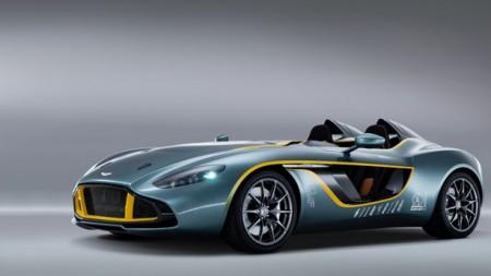 Aston Martin авто