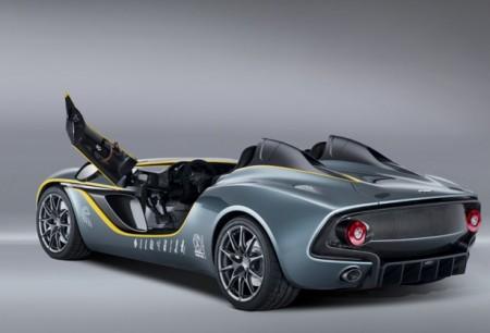 авто Aston Martin