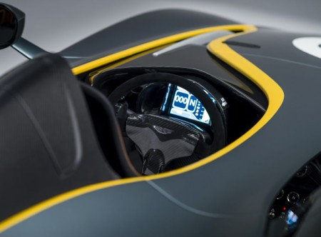 гоночный Aston Martin CC100