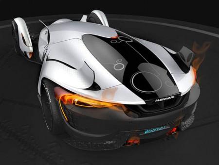 автомобиль нового поколения