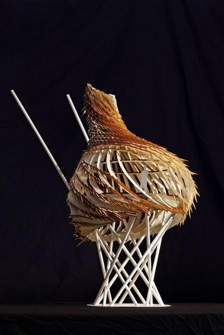 Макет дома-гнезда
