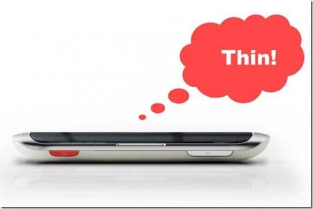 тонкий смартфон