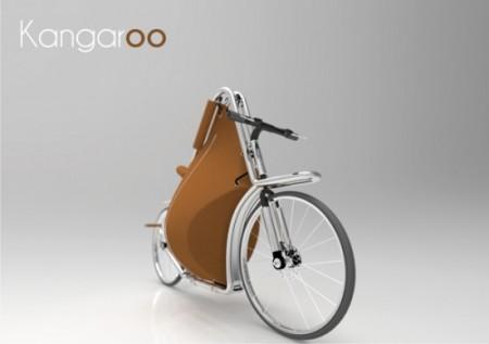 интересный велосипед