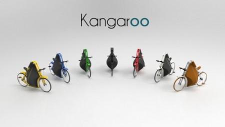 разноцветные велосипеды