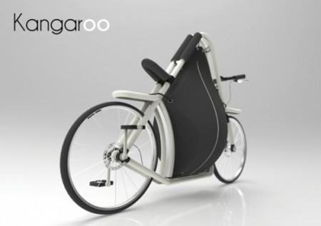 кенгуру-велосипед