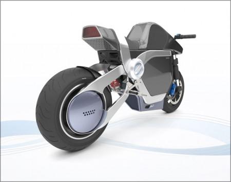 мотоцикл будущего