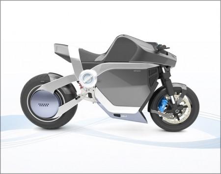 экологически чистый мотоцикл
