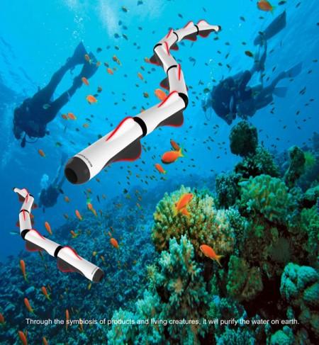 очистка океана