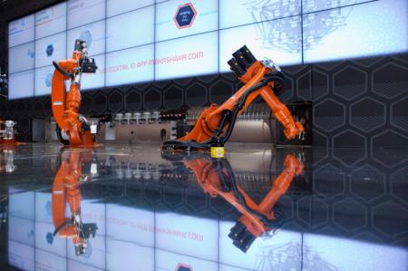 будущие роботы