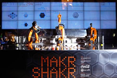 представление роботов