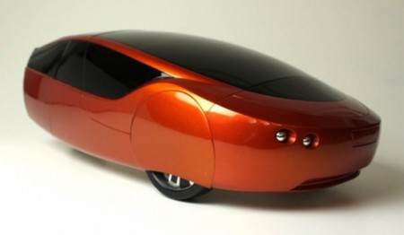 3d-печатное авто