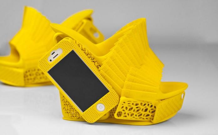 3D туфли