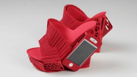 обувь 3D