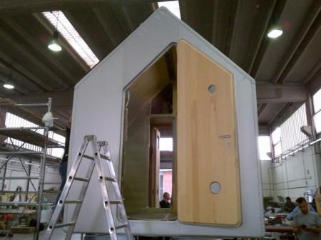 прототип микро-дома
