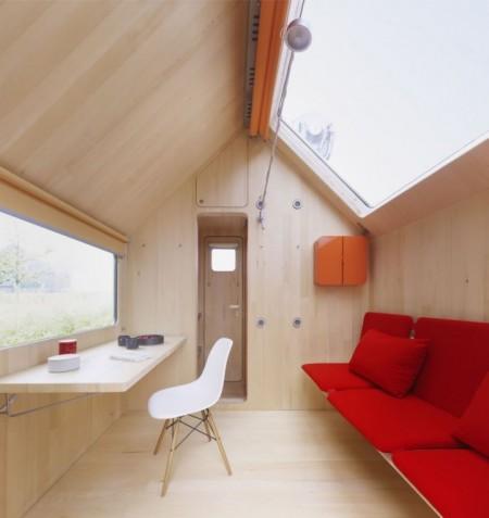 помещения микро-дома