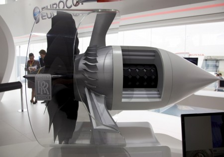 авиация 2050 года