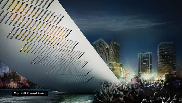 проект Майами Лифта