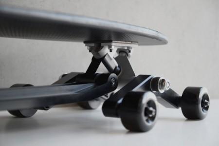 механизм скейтборда