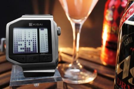 часы-алкотестер Kisai