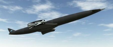 Новый ракетный двигатель Sabre