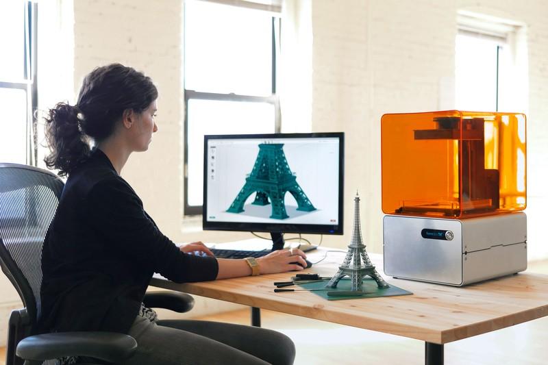 Будущее, распечатанное на принтере