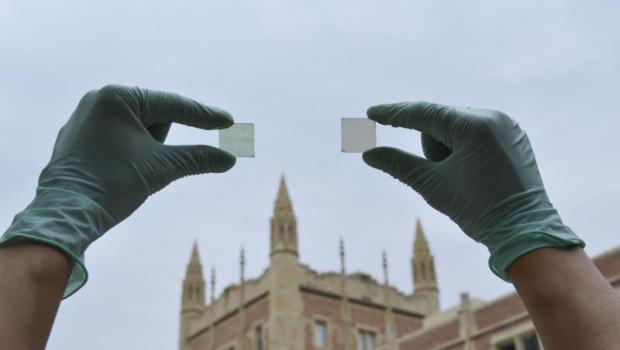 прозрачные солнечные батареи