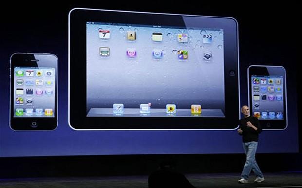большой экран Apple