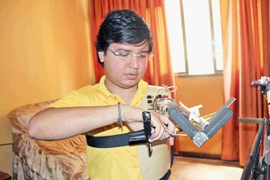 роботизированная рука