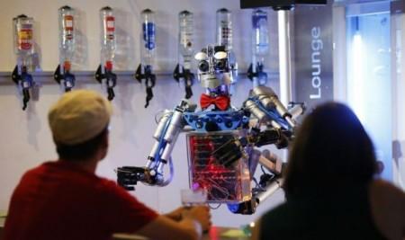 робот-гуманоид Карл