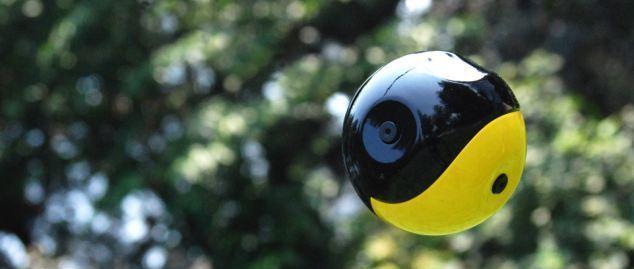 камера-мяч Squito