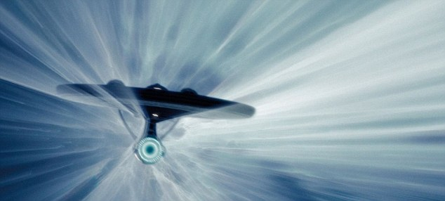 двигатель Star Trek