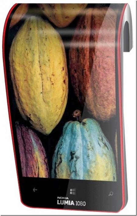 Nokia Lumia 1080 концепция