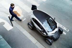 Renault Twizy Сargo, авто