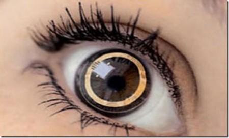 будущие контактные линзы