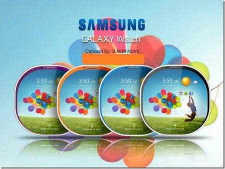 концепция часов Samsung_Galaxy