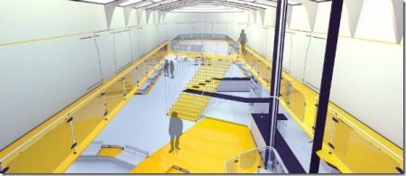 помещения aether дирижабля