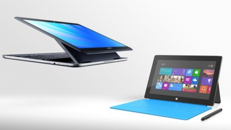 ativ q vs surface pro