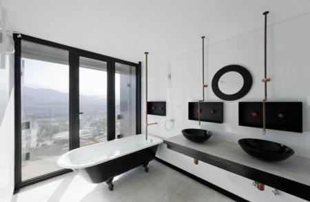 ванная в caterpillar_house
