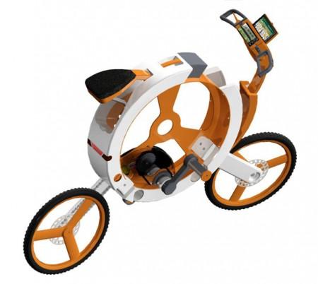 donut велосипед